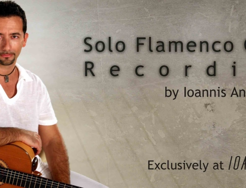 Granadinas Traditional  – Live Solo Flamenco Guitar @ Borders